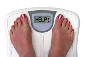 shedding pounds